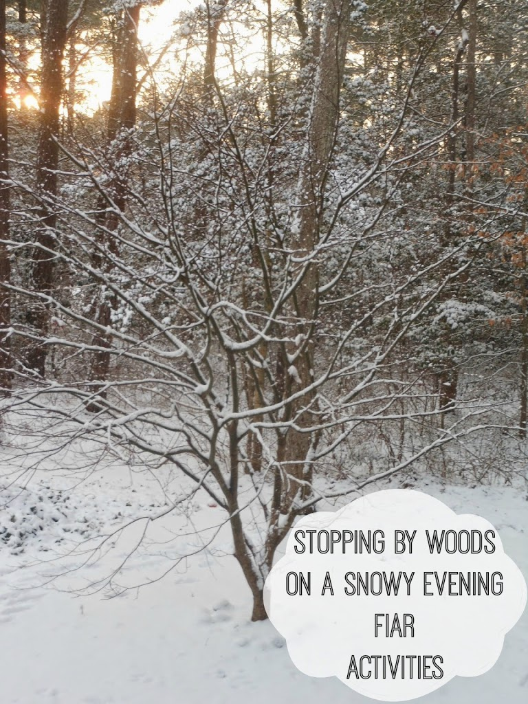 Stopping by Woods on a Snowy Evening (FIAR)