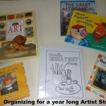 Organizing a Free Artist Study for your Children