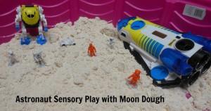 solar system unit study, sensory play , homemade moon dough, books, crafts, games and more www.naturalbeachliving.com