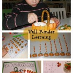 Fall Learning Activities