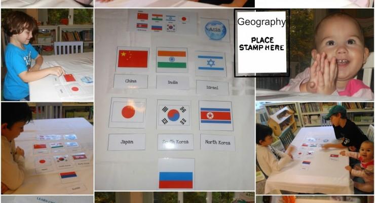 Traveling Asia Unit Study Part 1