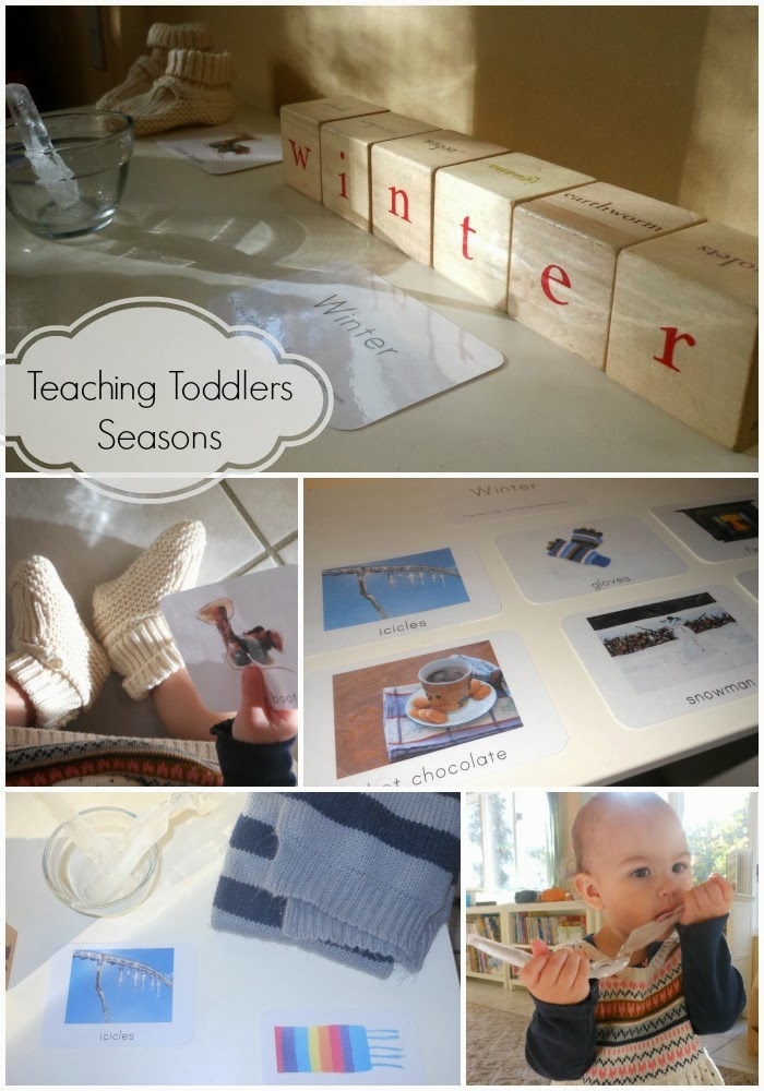 Teaching Toddlers Seasons-Free Spirit Kids