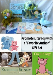 "The Perfect ""Favorite Author"" Gift Set for Children"