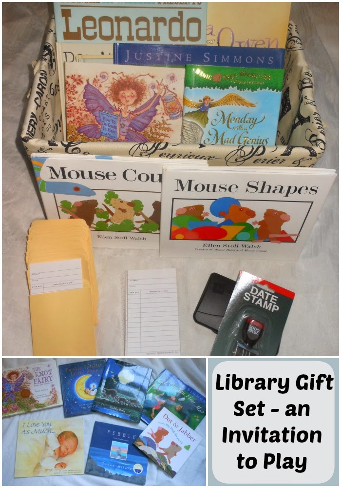 Library Gift Set — An Invitation to Play