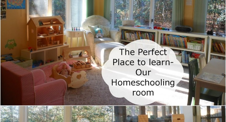 Homeschooling Room Tour for 2014