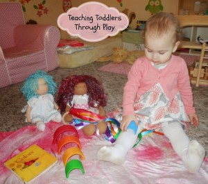 Teaching Toddlers through Purposeful Play