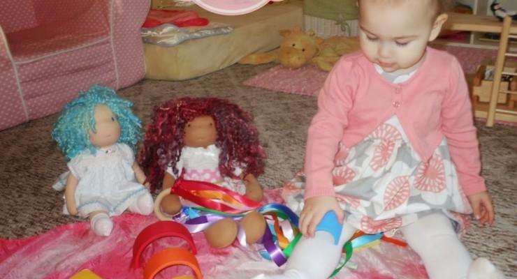 Teaching Toddlers through Purposeful Play