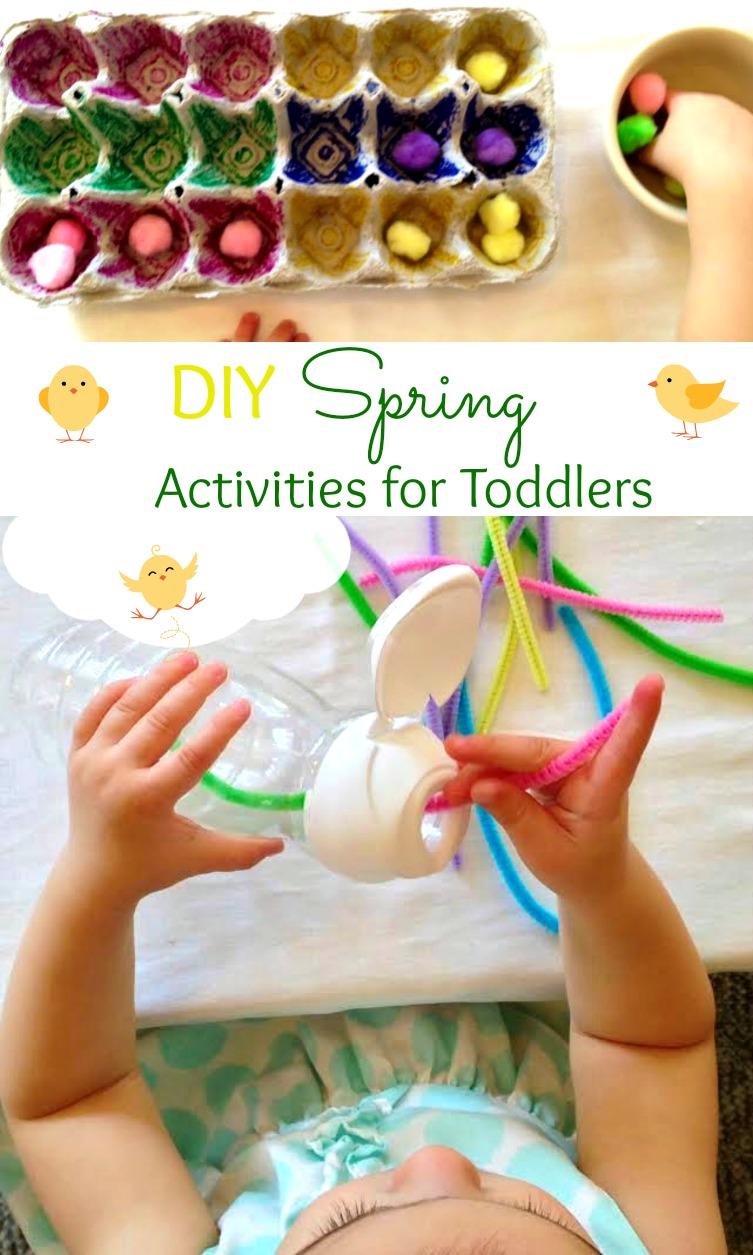 Diy Toddler Boy Haircut: Perfect DIY Spring Toddler Activities