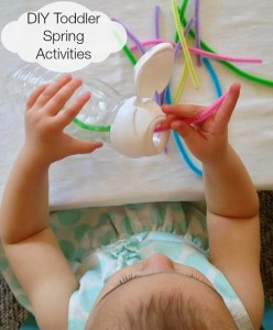 Perfect DIY Spring Toddler Activities That Your Child Will Love