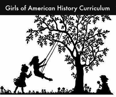 The Fun and Hands On Girls of American History