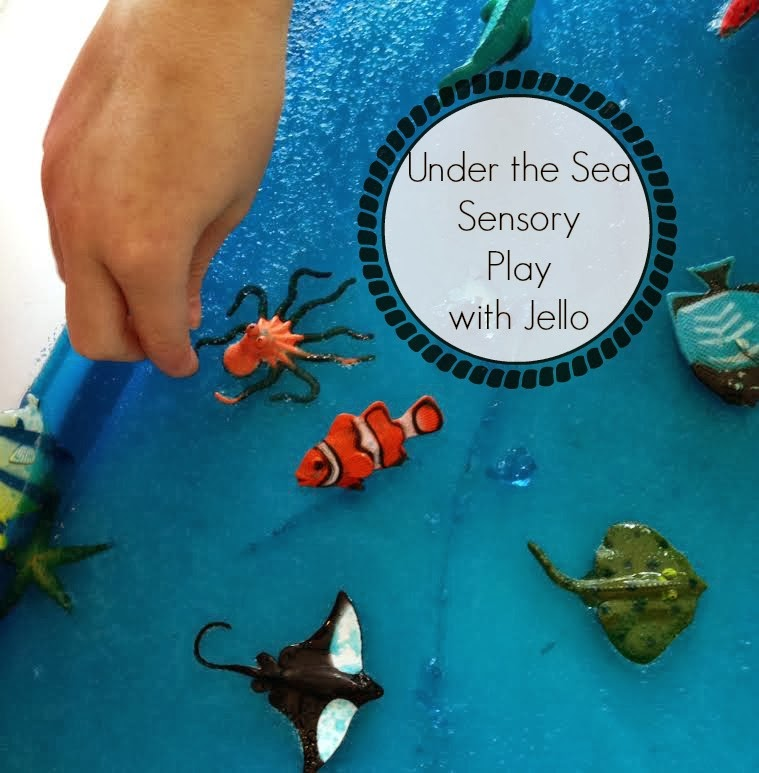 Frozen Under The Sea Themed Activities Kids Love Under
