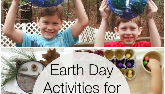 Earth Day Activities for Everyone
