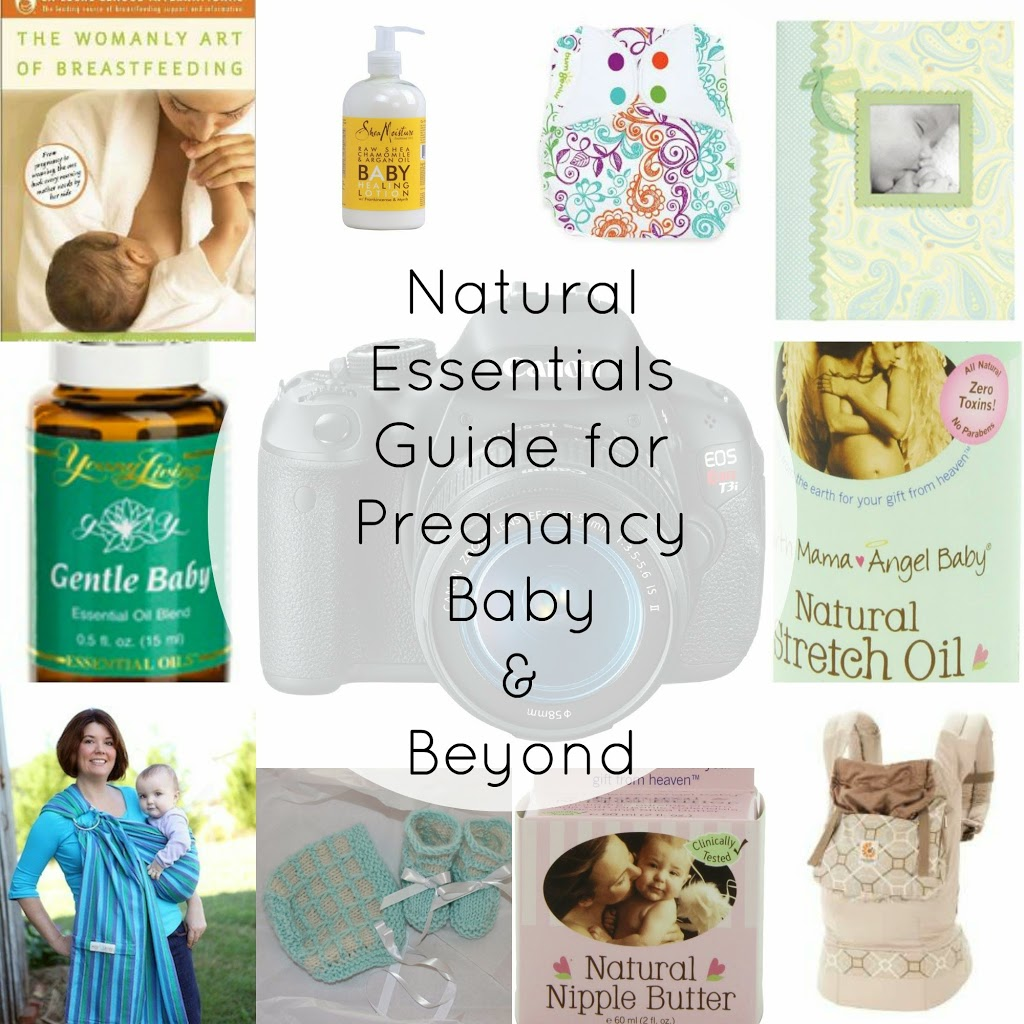 The Ultimate Guide for Natural Baby Essentials
