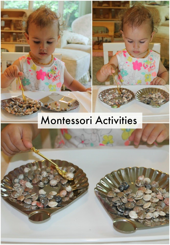 Montessori at home, homeschooling, Montessori Activities, Preschool, Themed learning, Hands on learning, Sensorial, www.naturalbeachliving.com