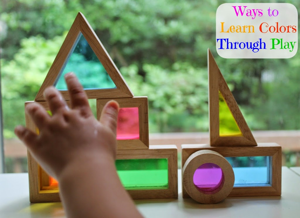 DIY Color Wheel, teaching colors to toddlers, toddler color activities, lots of great ways to teach colors, Toddler activitivities