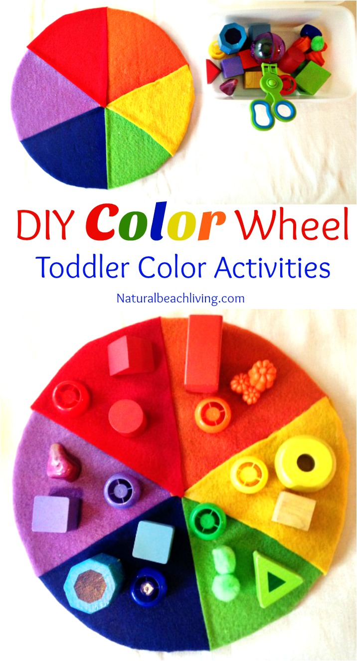 Easy Snowman Color Matching Activity for Preschool & Toddlers ...