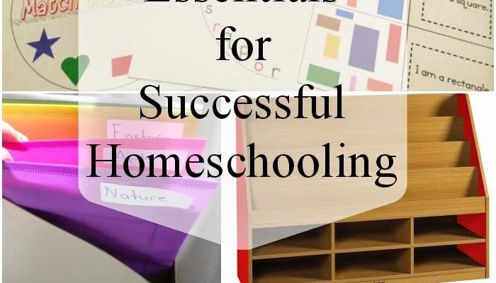 The Best Essentials for Homeschooling Success