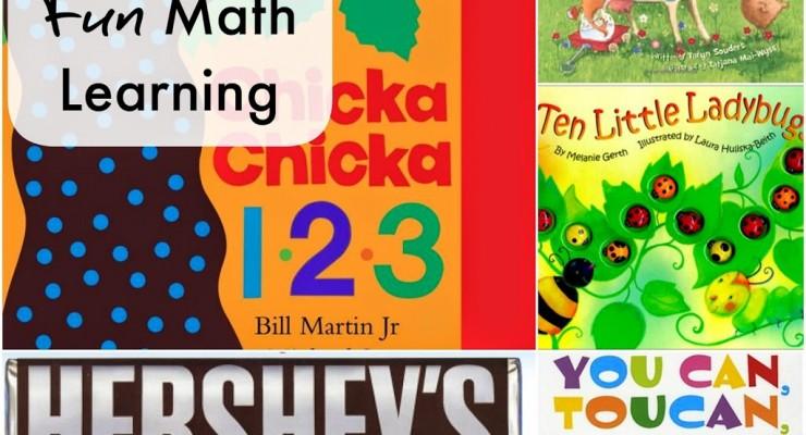 Great Books for Fun Math Learning