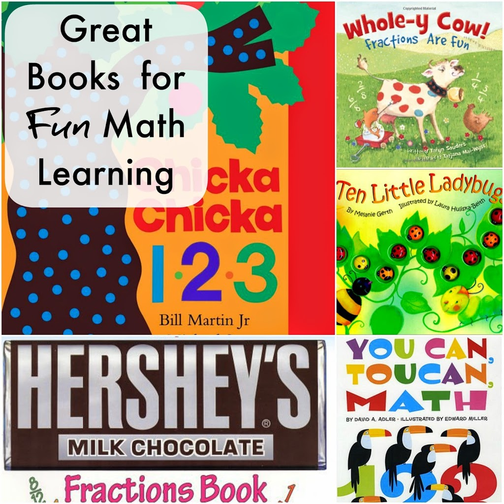 Great Books for Fun Math Learning