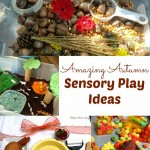 Amazing Autumn Sensory Play
