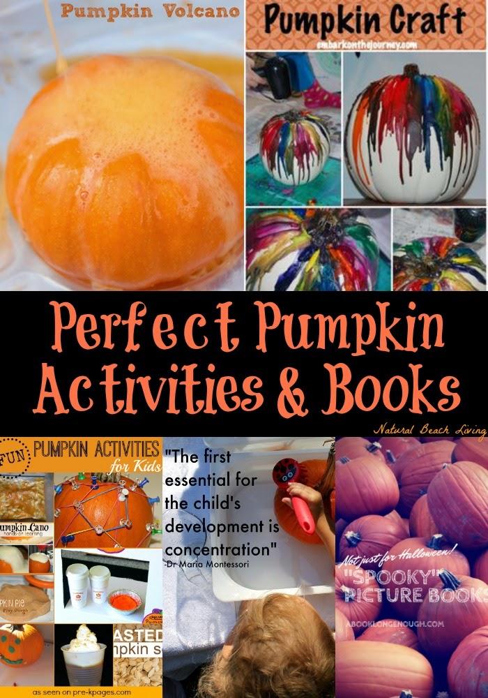 Perfect Pumpkin Activities