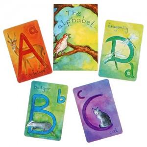 grimms alphabet