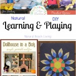 DIY Activities and Natural Play for Share it Saturday