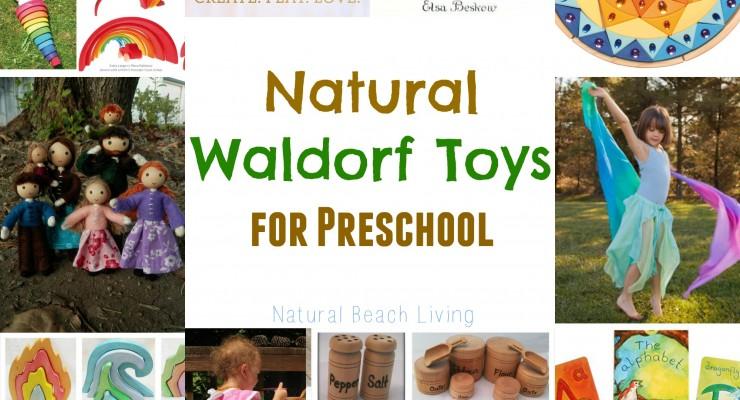 Waldorf Toys for Preschoolers