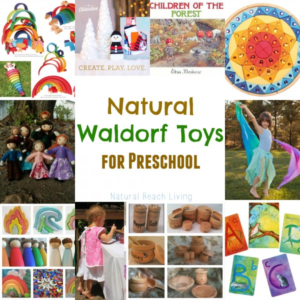 Waldorf Toys For Preschoolers Natural Beach Living