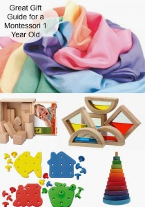 The Best Gifts for a Montessori Toddler