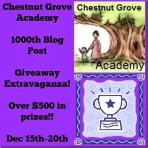 Giveaway Extravaganza