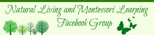 Natural Beach Living Facebook group on natural living and learning