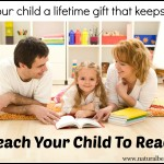 Teach Your Child to Read (Montessori Early Reading)