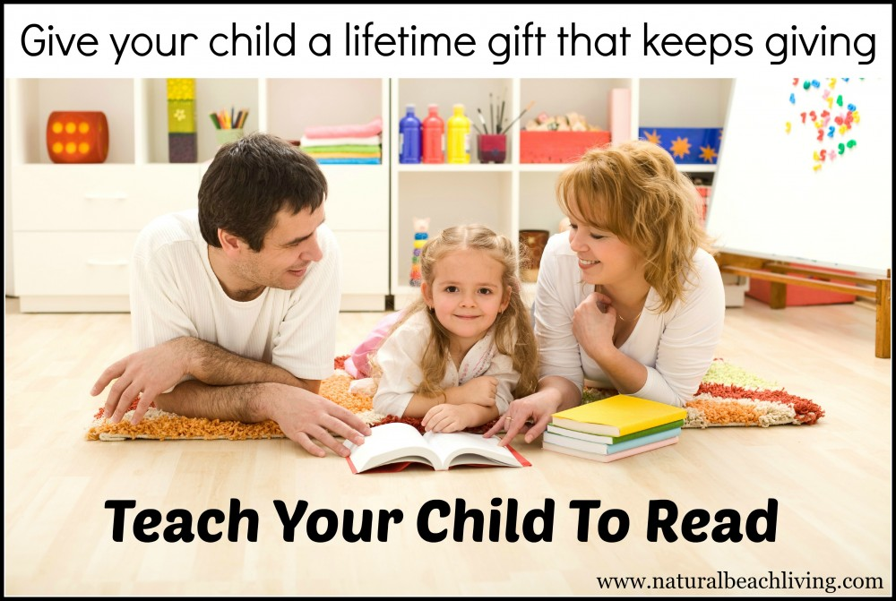 Teach your child to read, Montessori reading program, The Royal Road to Reading, Toddler reading, Reading Curriculum, Montessori, www.naturalbeachliving.com