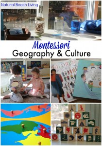 Montessori Geography and Culture