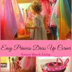 Easy Princess Dress Up Corner