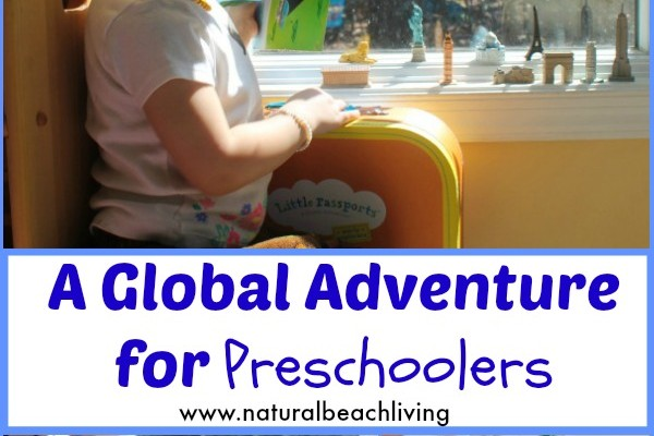 A Global Adventure for Preschoolers (Geography)