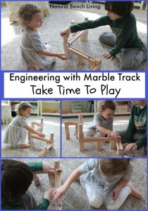 Creative Engineering with Marble Play – STEM