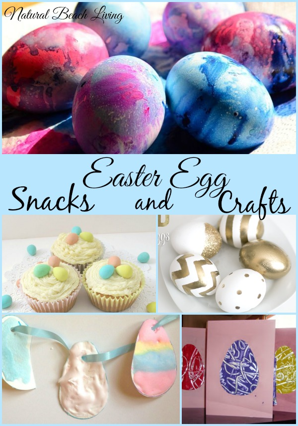 Easter Egg Crafts, Easter Snacks, Spring, DIY, Easter Egg Decorations, Dress Up, Kids activities, Easter, www.naturalbeachliving.com