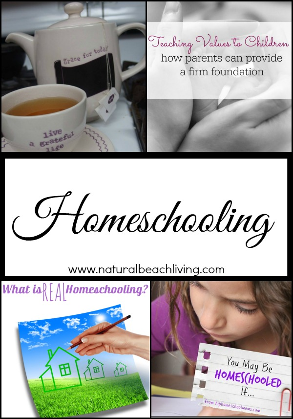 Homeschool Tips, Teaching children, Homeschool help, All about homeschooling, www.naturalbeachliving.com