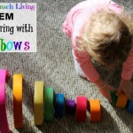 Preschool Engineering with Rainbows