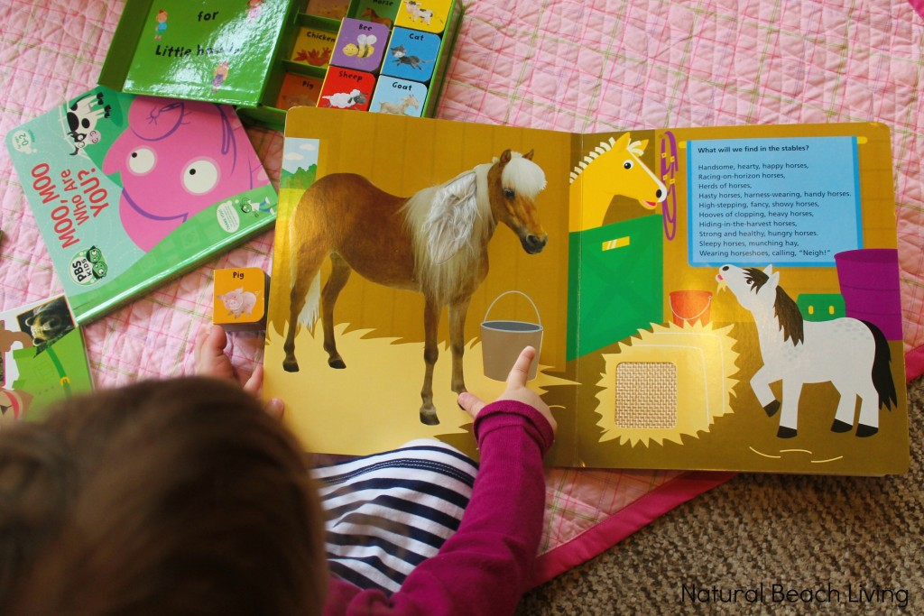 Farm Animal Activities, Montessori, Free Printables, 3 part cards, Farm books for kids, Safari Toob Animals, Toddler, Preschool, www.naturalbeachliving.com