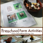 Fun Preschool Farm Activities (Free Printables)