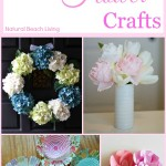 Spring Flower Crafts (Linky 16)