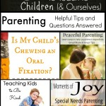 Helpful Parenting Tips (Linky 15)