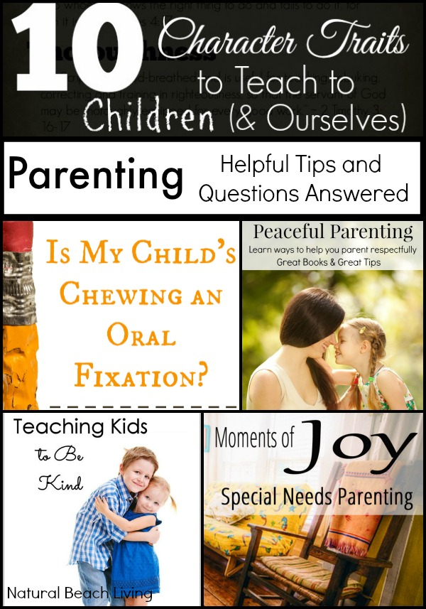 Parenting is so wonderful! It can also be trying at times, scary, overwhelming, amazing and so many other things. Parenting tips, special needs, SPD, & more