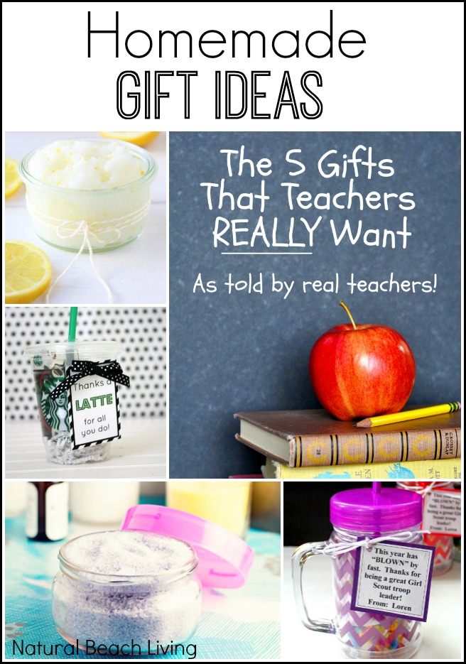 Fabulous Homemade Gift Ideas (Linky 18)