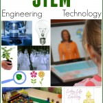 STEM Activities for Kids (Linky 19)
