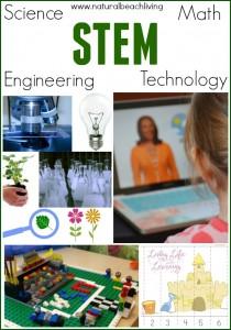 STEM Activities for Kids (Linky 19)