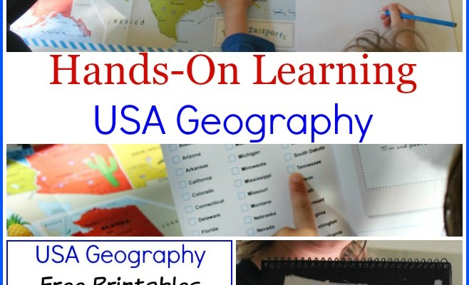 Teaching US Geography with Little Passports